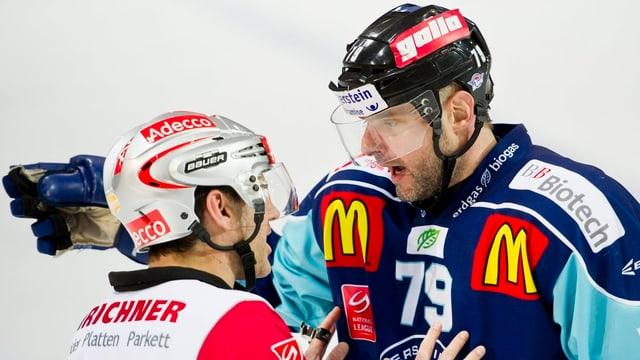Michel Riesen wechselt für 2 Jahre zum EHC Basel.