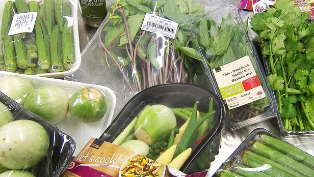 ESBL auf Gemüse