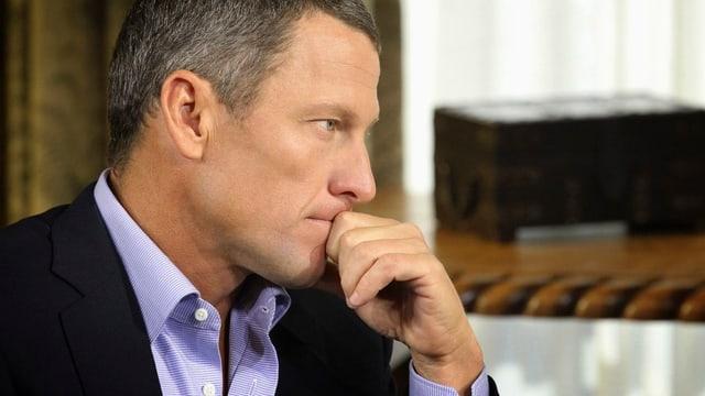 Lance Armstrong will mit der amerikanischen Anti-Doping-Agentur USADA zusammenarbeiten.