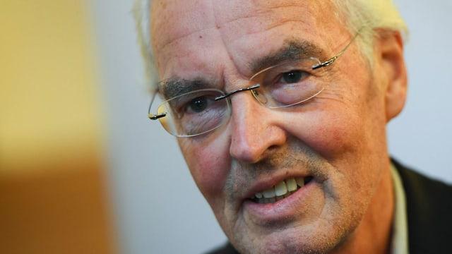 Der deutsche Autor Bodo Kirchhoff.