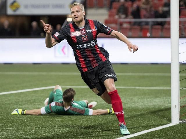 Gaëtan Karlen ist zum Torjäger gereift.