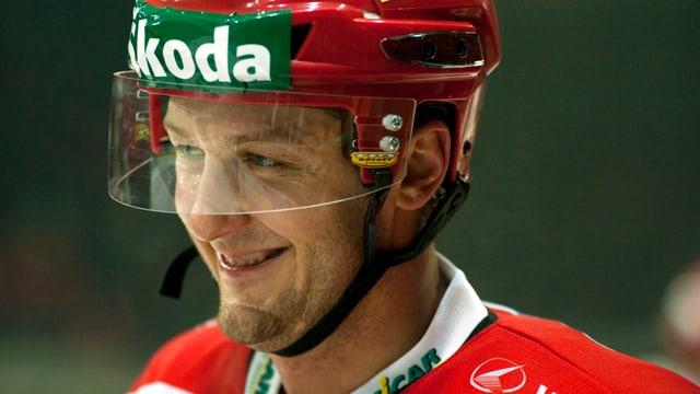 Ein lächelnder Thomas Nüssli