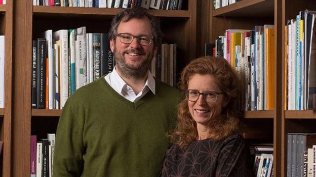 Iwan und Manuela Wirth