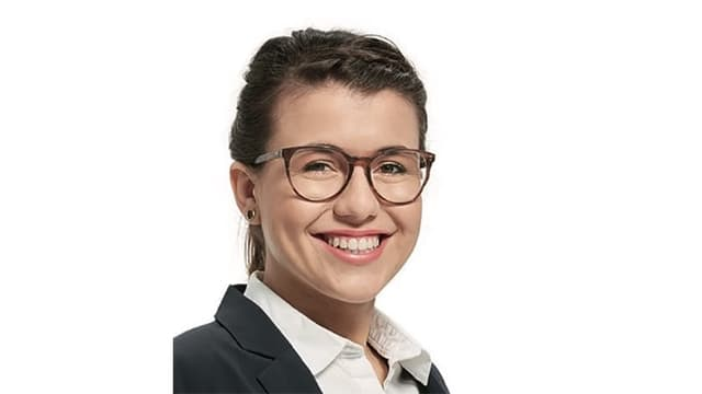 Sarah Bünter.