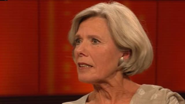 Porträt von Monique Gächter.