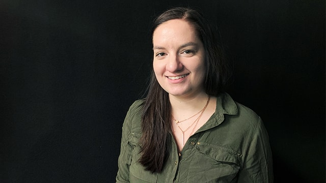 Giulia Lötscher, Moderatorin bei SRF Virus