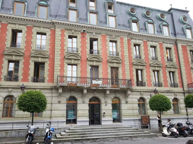 Sitz der Justizdirektion