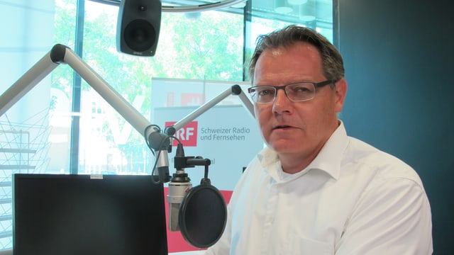 RhB-Vizedirektor Christian Florin