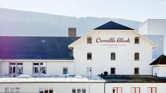 Camille Bloch Gebäude