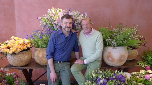 Video «Durch die Blume - Blumenbinderei Luluderia, Basel» abspielen