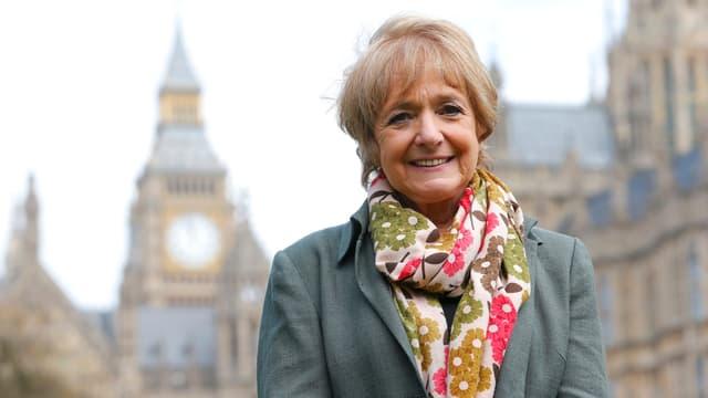 Die Labour-Abgeordnete Margaret Hodge