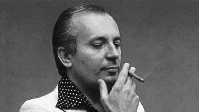 Ein Porträt von Claus Ogerman.