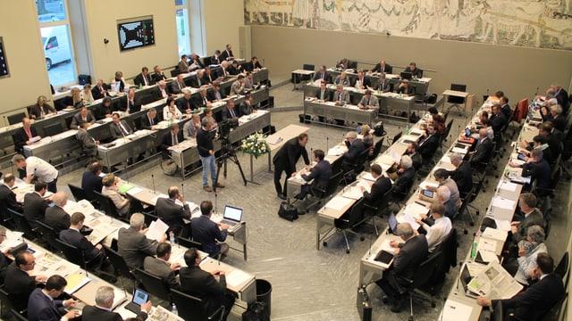 Bündner Kantonsparlament