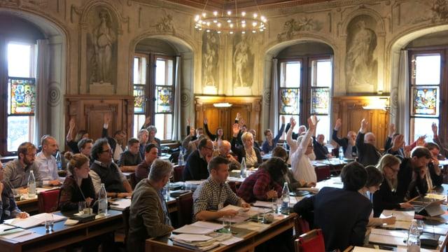 Das Luzerner Stadtparlament