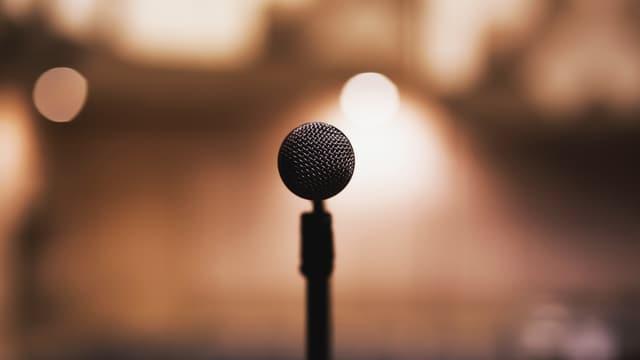 Die Bühne ist frei — für dich?