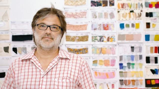 Video «Folge 11: Martin Leuthold - Textildesigner» abspielen
