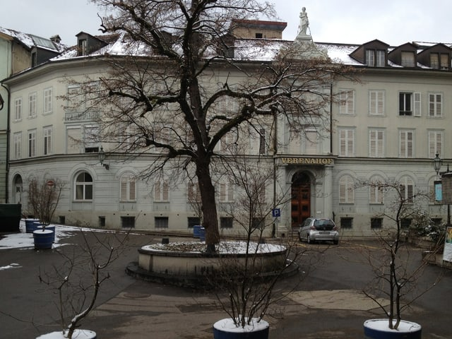 Fassade Verenahof