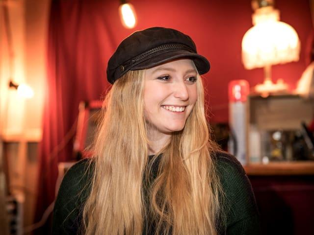 Sarah Christen moderiert das SRF-Format «Youngbulanz».