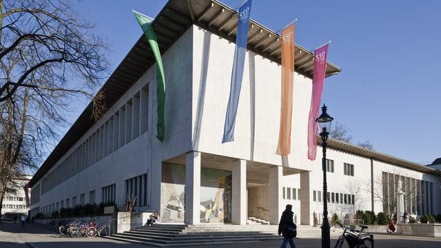 Kollegiengebäude der Universität Basel.