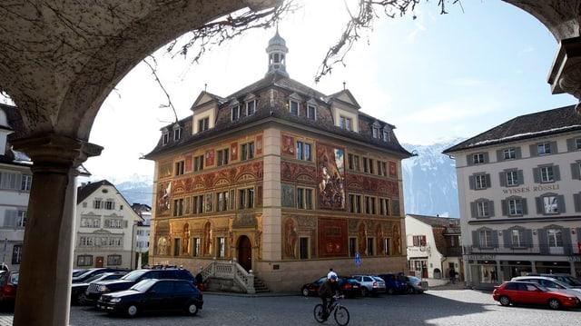 Rathaus in Schwyz