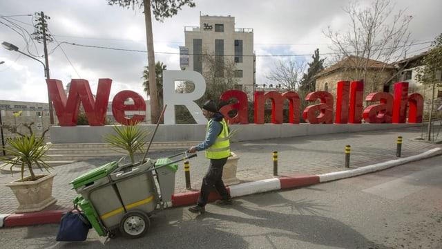 Das Westjordanland vor dem wirtschaftlichen Kollaps