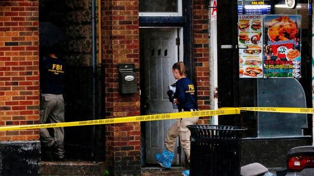 Il suspectà era vegnì tschertgà suenter in'attatga a New York.