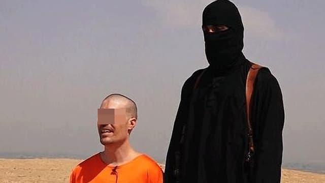 Foley in den Händen des IS.