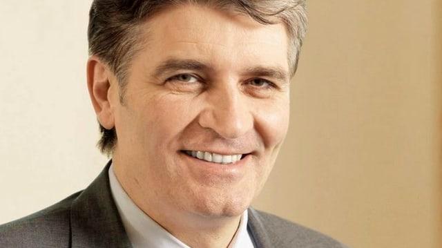 Ex-UBS-Vermögensverwaltungschef Raoul Weil