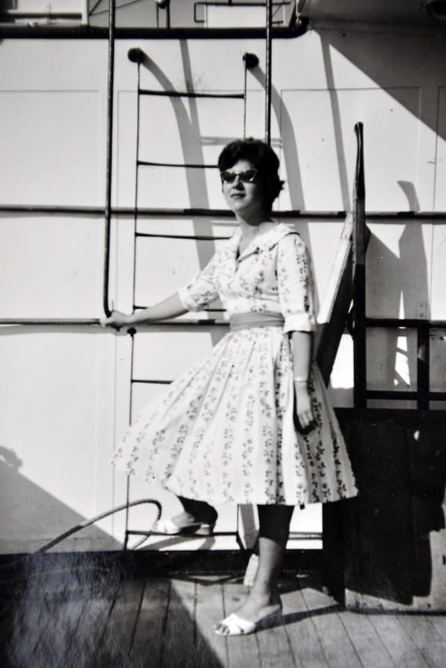 Rita Kappeler, 1960