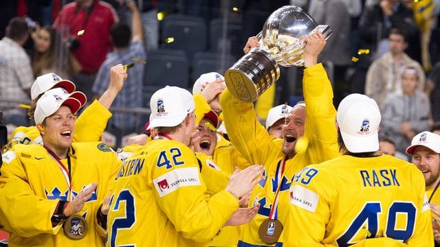 Il 10avel titel da campiun mundial per la Svezia.