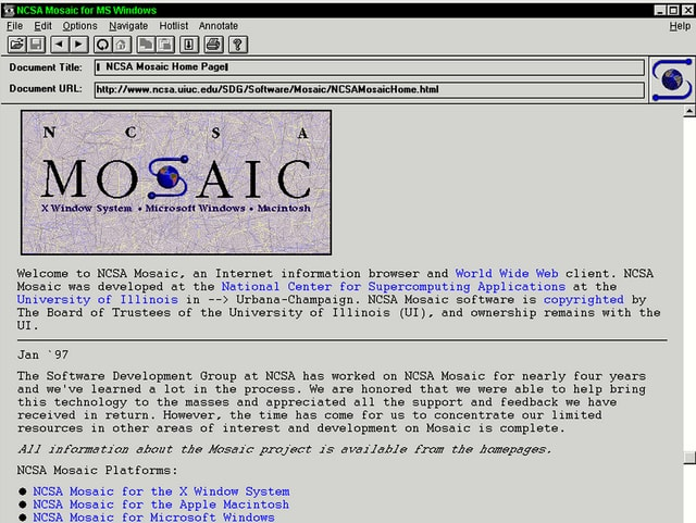 Mosaic-Browser