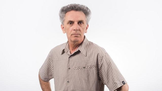 Purtret dad Enver Krasniqi.