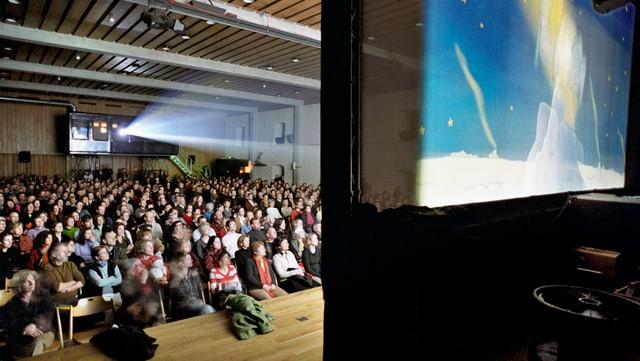 Komödien und Familien-Filme aber auch blutige Mystery-Thriller: Das Programm der 49. Solothurner Filmtage ist vielfältig.