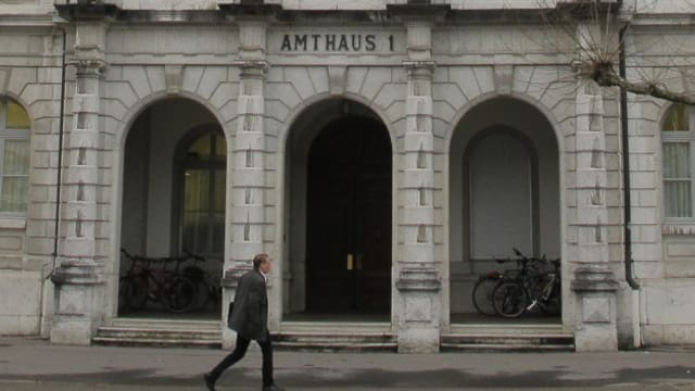 Amtshaus Solothurn