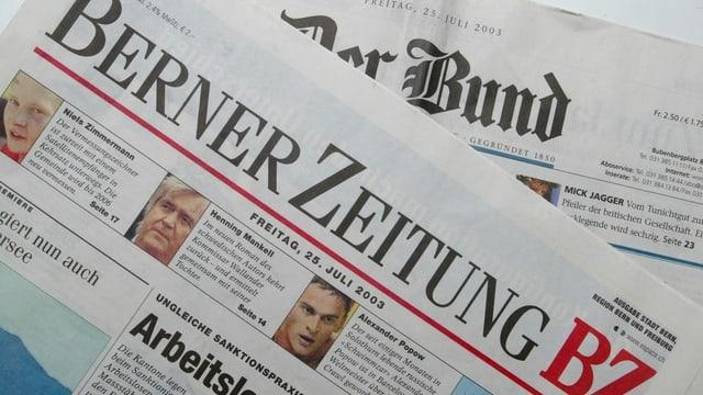 Berner Zeitung und Bund