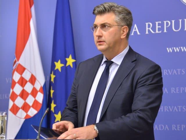 Andrej Plenković.