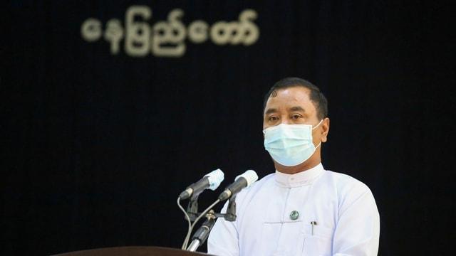 Militär richtet weitere Vorwürfe an Aung San Suu Kyi