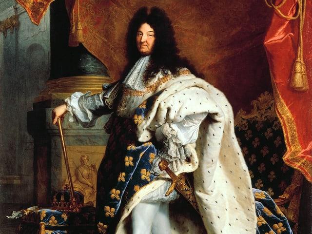 Bild von Ludwig XIV.