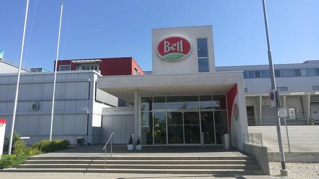 Bell-Eingang