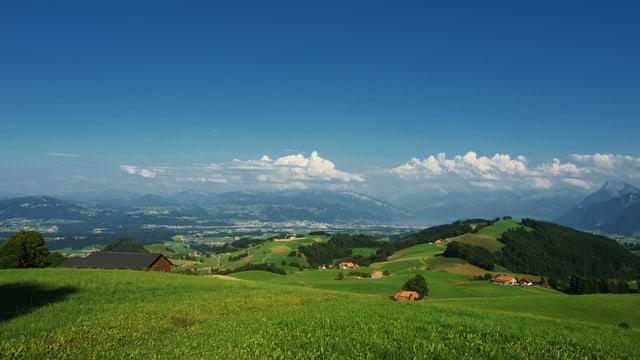 Landschaft um Riggisberg