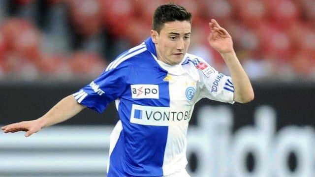 Adili Endogan spielt bereits ab der Winterpause beim FC Basel.