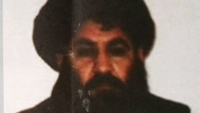 Akhtar Mansour, il manader dals taliban