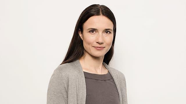 Porträt Manuela Pfrunder.