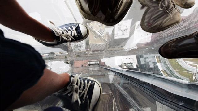 Video «Höhenangst, Harnkatheter, Aronia» abspielen