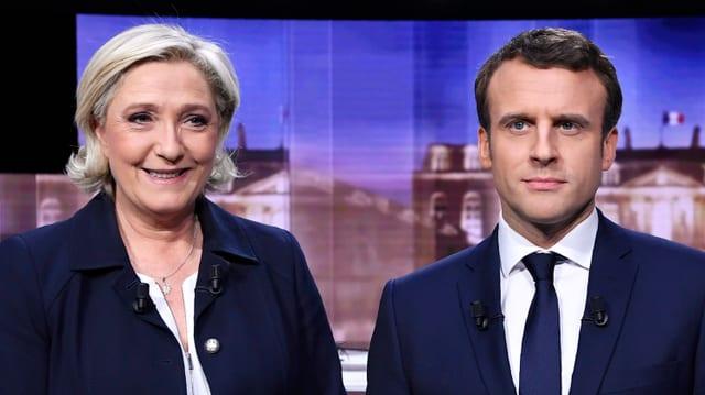 Video «Roger Schawinski analysiert mit Experten die Wahlen in Frankreich» abspielen
