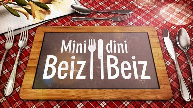 Fans dürfen sich freuen: Am Montag, 20. August, geht die Sendung «Mini Beiz, dini Beiz» in eine neue Runde.