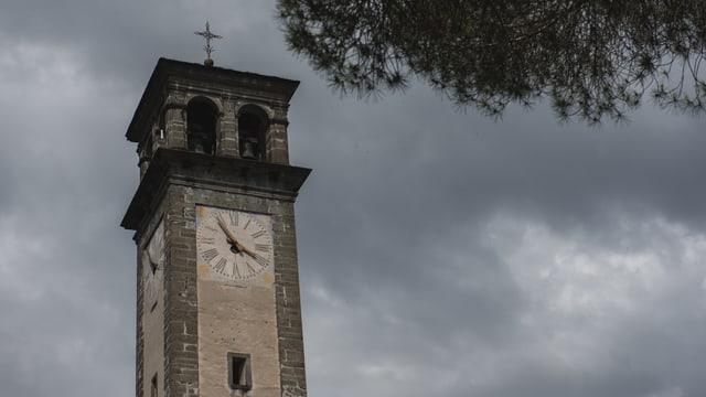 La tur da San Lorenzo.
