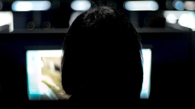 Video «Im Schatten der Netzwelt» abspielen