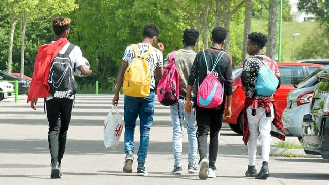 Weniger als zehn Prozent Eritreer müssen zurück