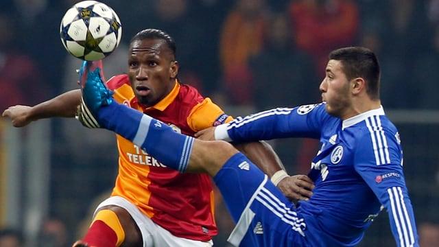 Hätte Didier Drogba gegen Schalke gar nicht spielen dürfen?